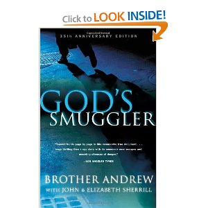 God's Smuggler. Brother Andrew.
