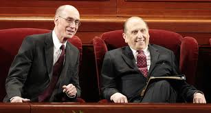 Monson laughing